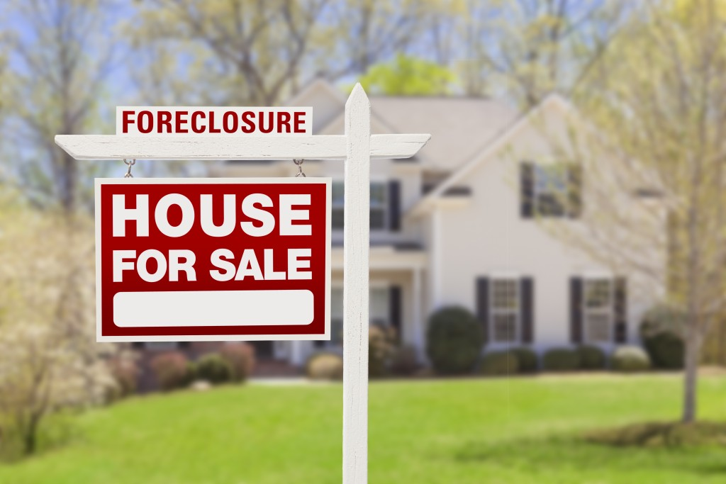 foreclosured home for sale
