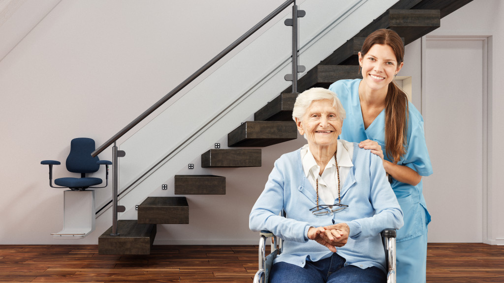 Elderly home